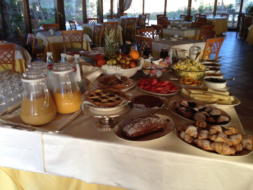 Sicilian Food - Breakfast