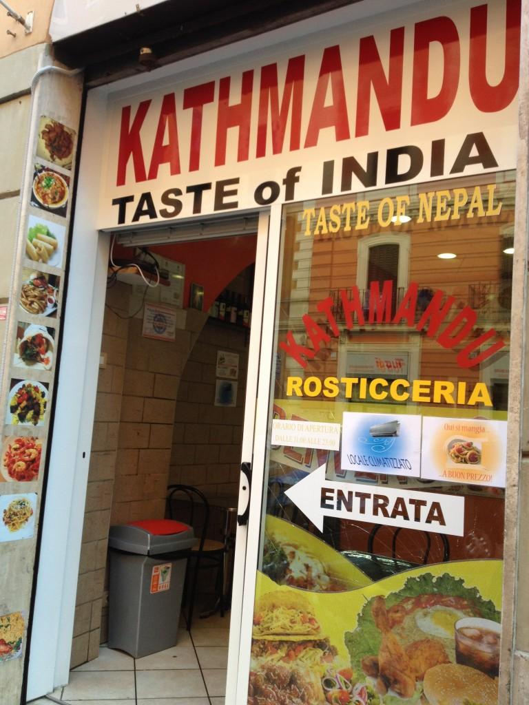 Esquilino Rome - Kathmandu