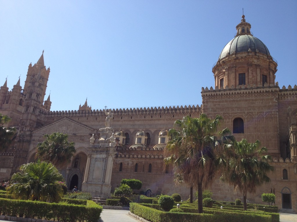 A Day in Palermo Before Going to San Vito Lo Capo