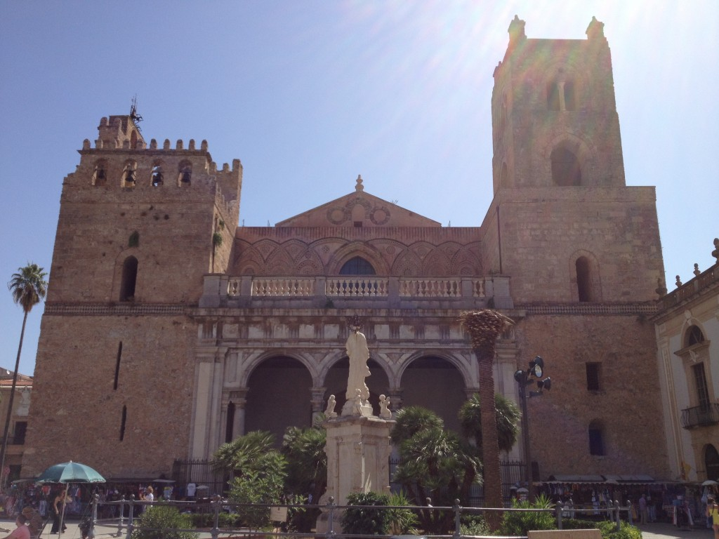 Monreale Sicily - Cathedral