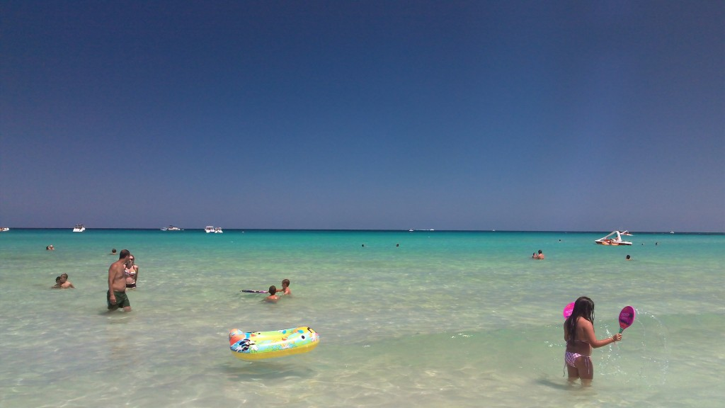 San Vito Lo Capo - Sea is Gorgeous