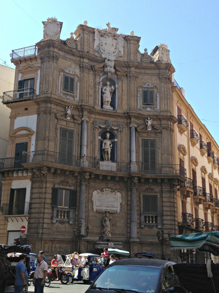 Things to do in Palermo - Quattro Canti