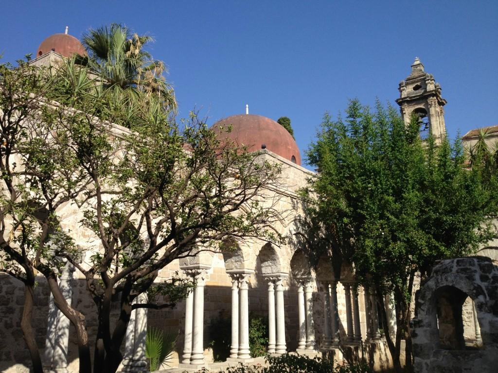 Things to do in Palermo - San Giovanni degli Eremiti