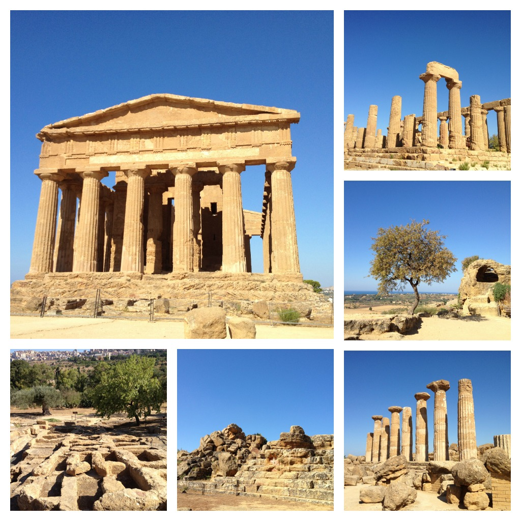 Traveling Sicily - Agrigento - Valley of the Temples