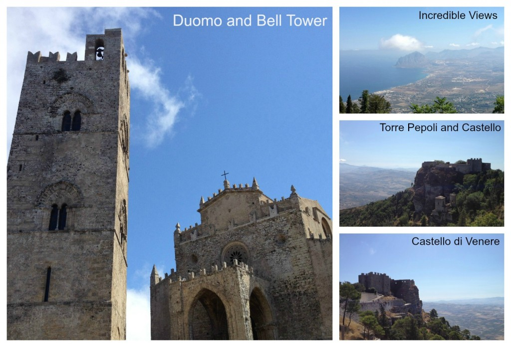 Traveling Sicily - Erice - Views