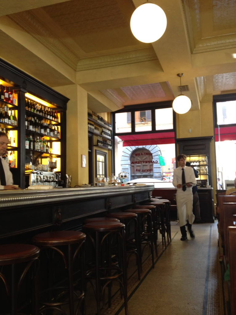 Places to Eat in Rome, Italy - Baccano