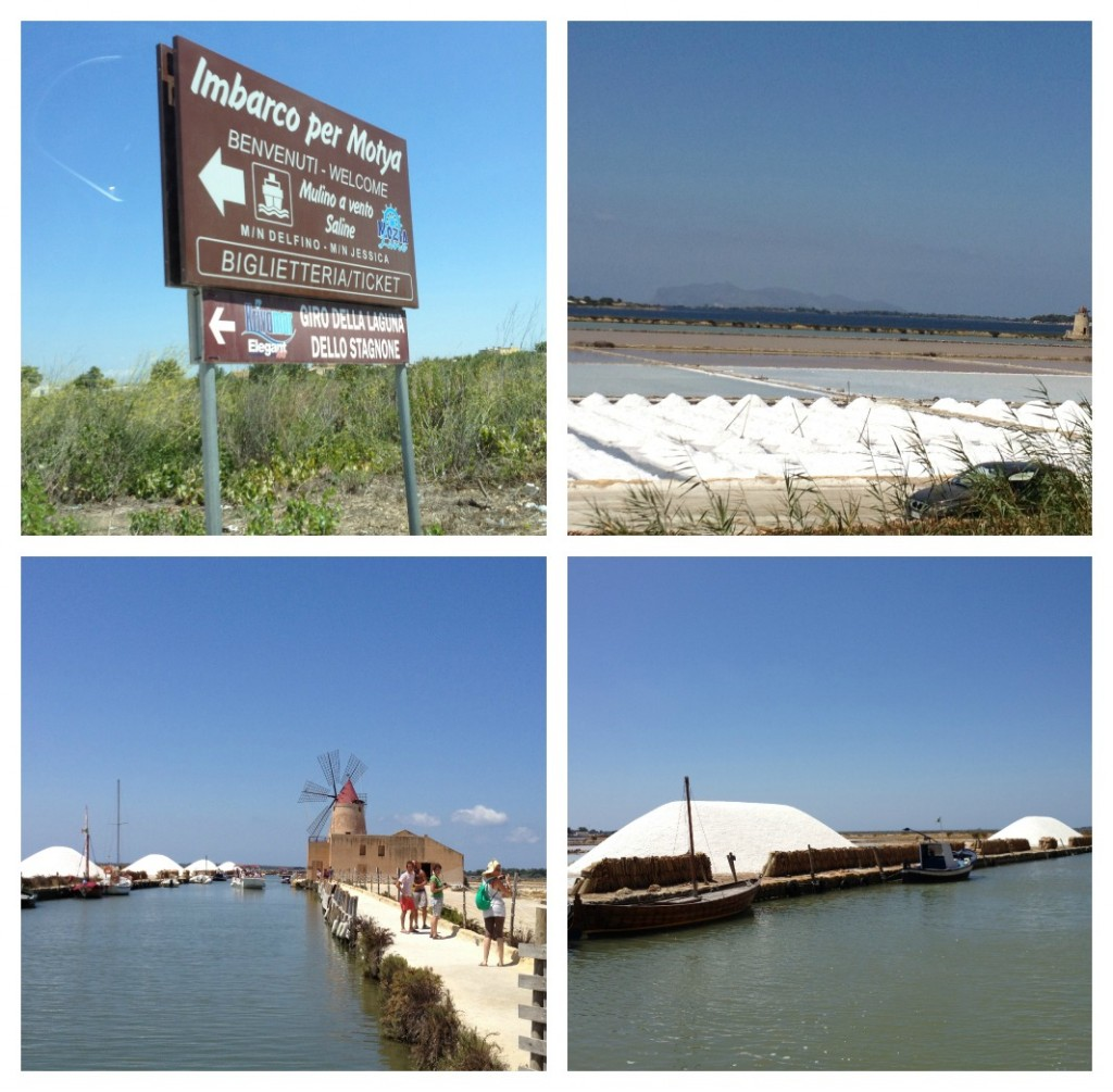 Traveling Sicily - Salt Pans of Trapani
