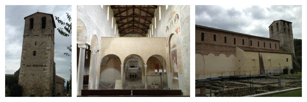 Day trip from Rome: Monte Soratte and Abbazia di San Andrea in Fulmine