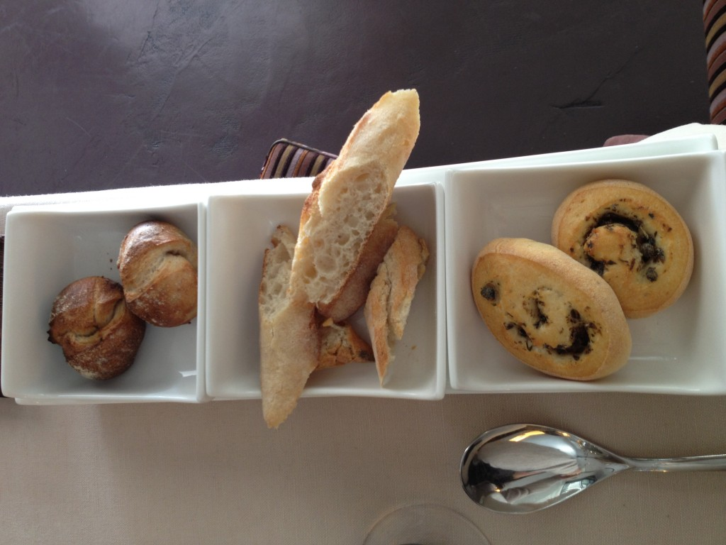 Metamorfosi - Places to Eat in Rome - Selection of Bread