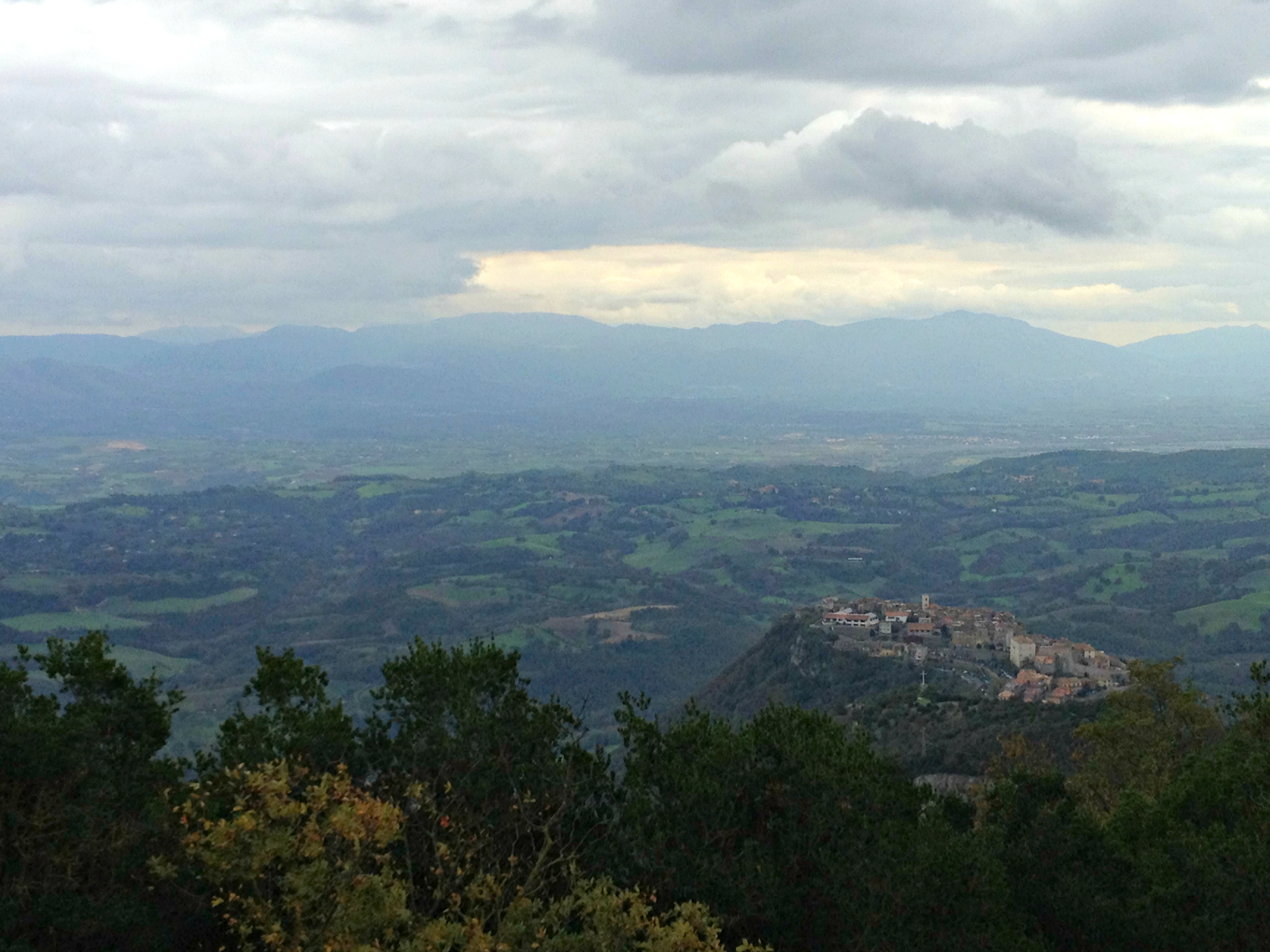 Day trip from Rome: Monte Soratte and Abbazia di Sant'Andrea in Flumine