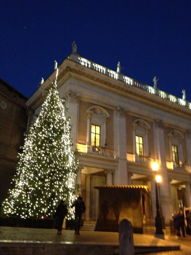 Happy Holidays in Rome - Campidoglio