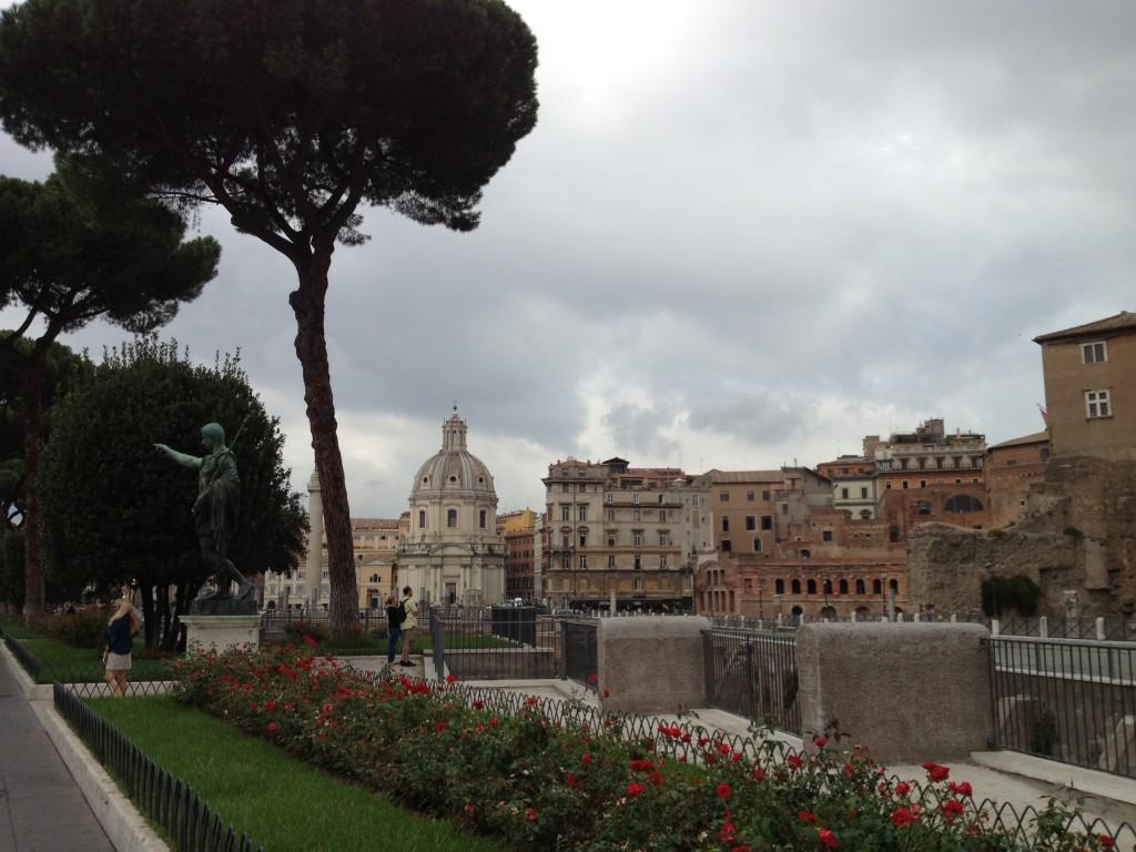 Via dei Fori Imperiali - Rome, Italy