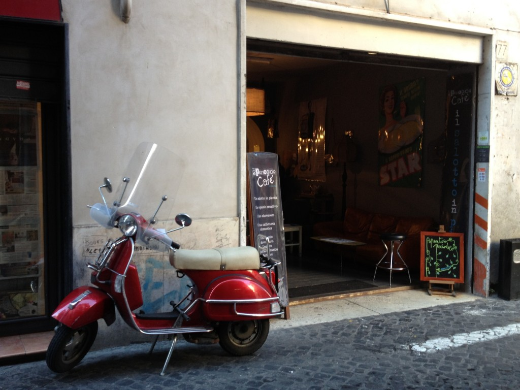 Places to Eat in Rome - 2Periodico Cafe