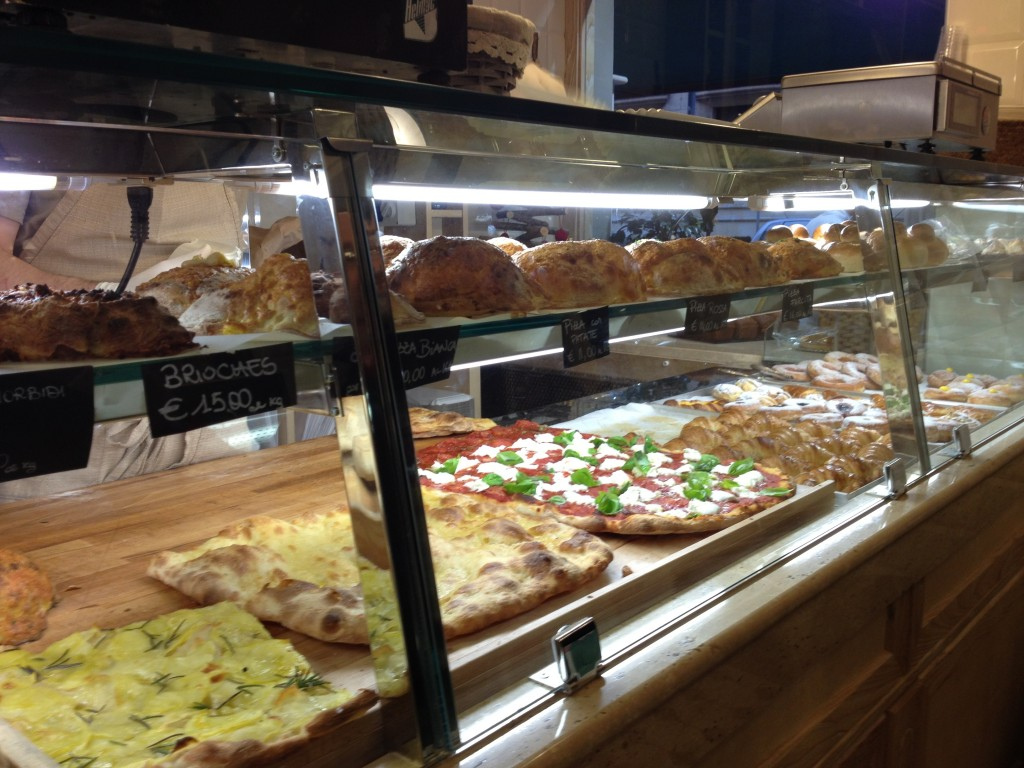 Places to Eat in Rome - Panificio Bonci