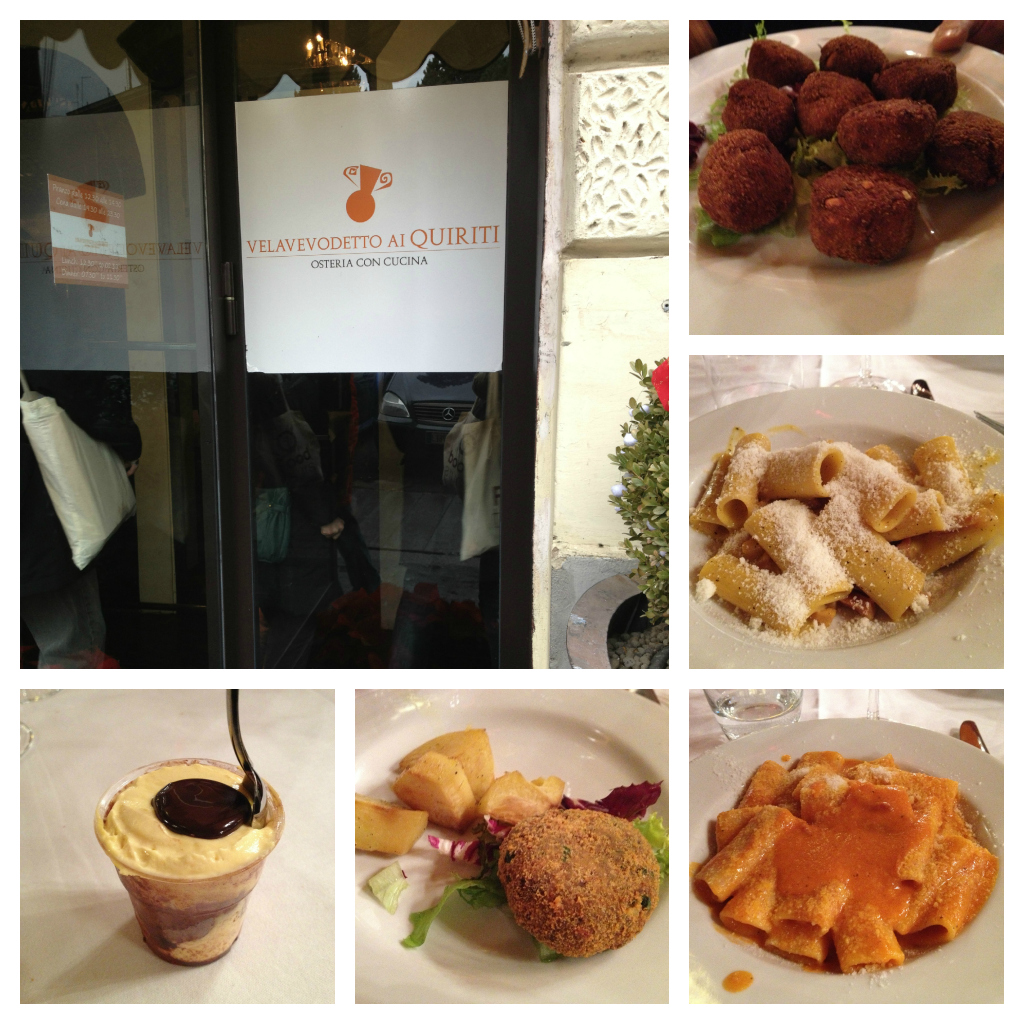 Lunch at Flavio - Food Tour with Tavole Romane