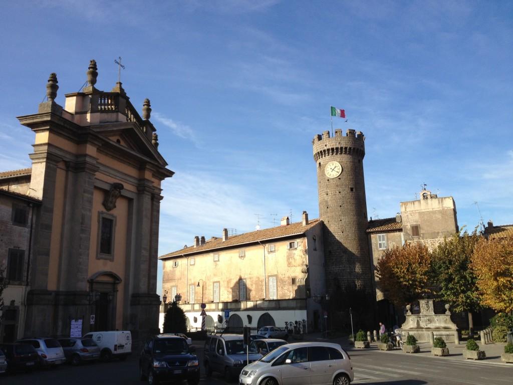 Hidden gems in Lazio - Bagnaia