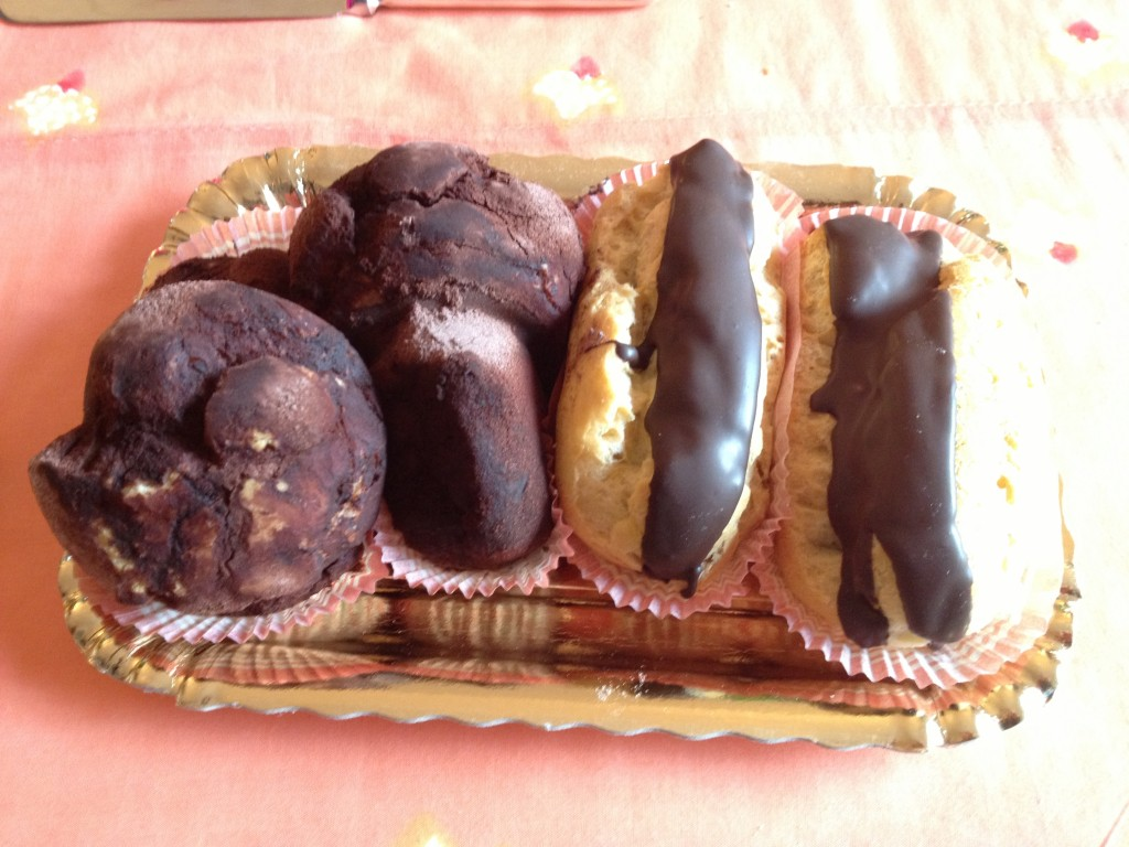 Christmas holidays in Italy - Chocolate
