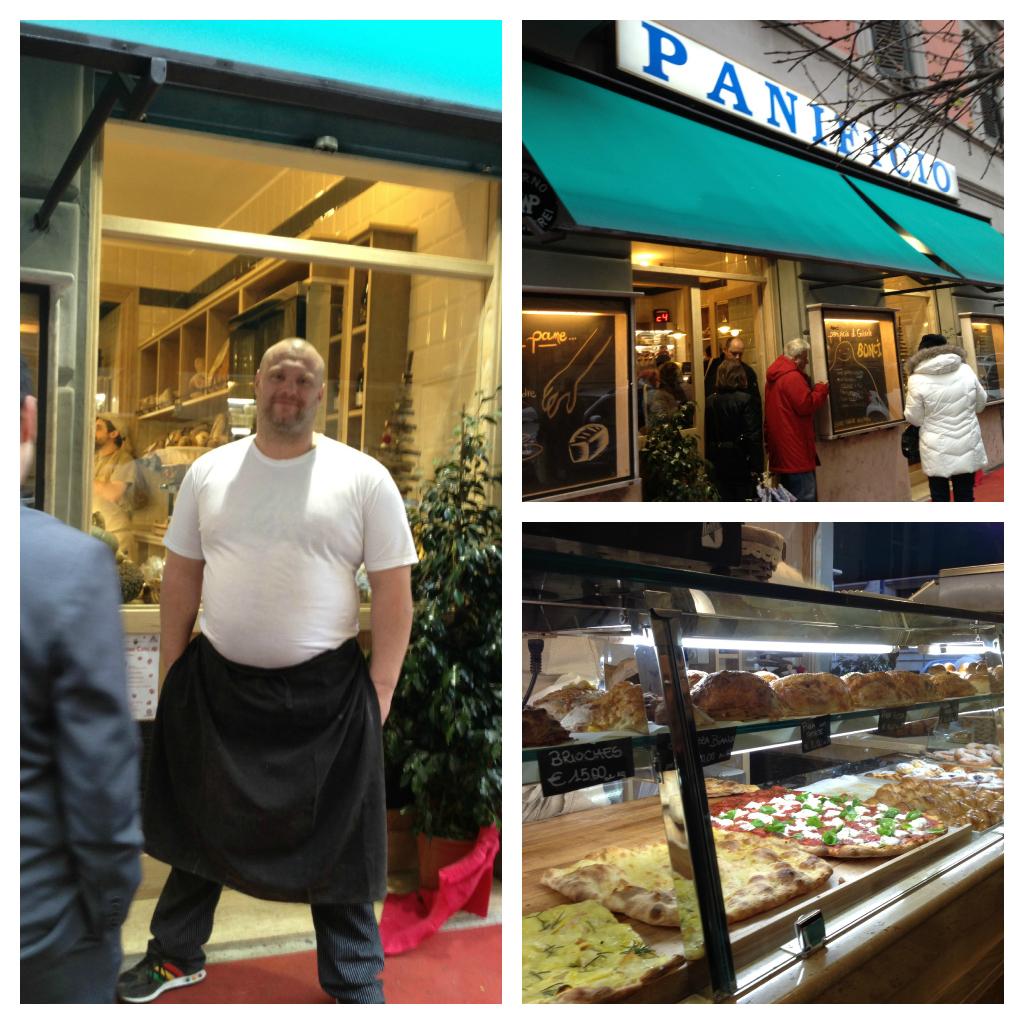 Panificio in Prati - Food tour in Rome with Tavole Romane