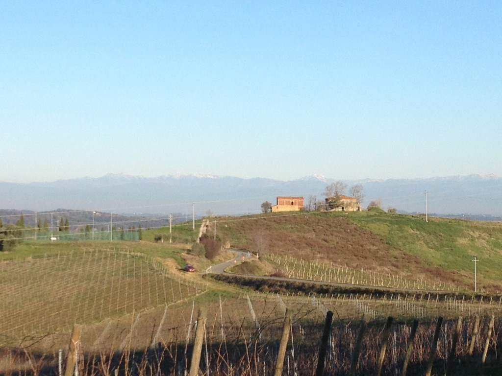 Gorgeous views in Tuscany