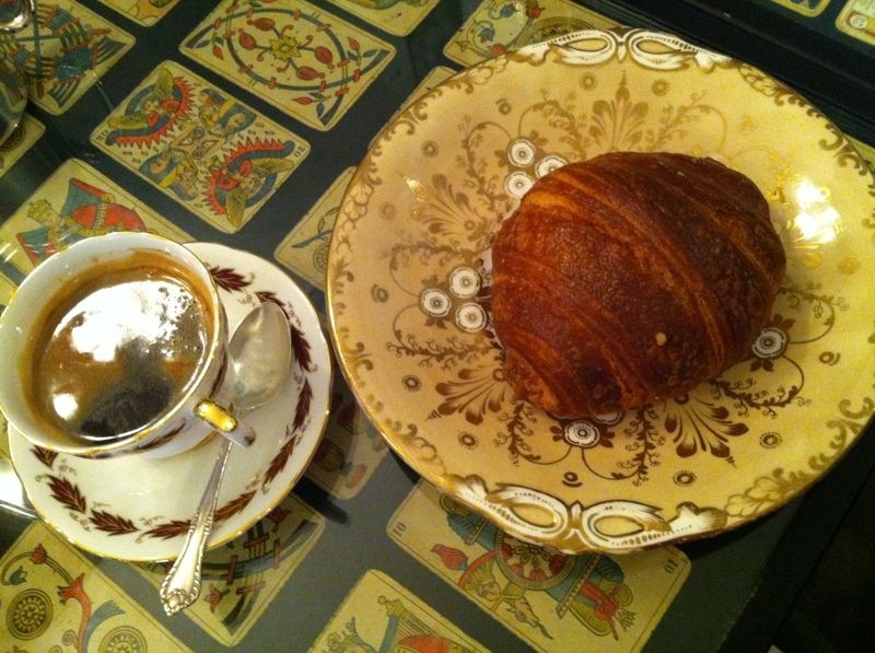 Places to eat in Rome - Coromandel - Croissant