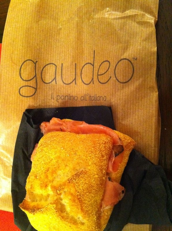 Places to eat in Rome: Gaudeo