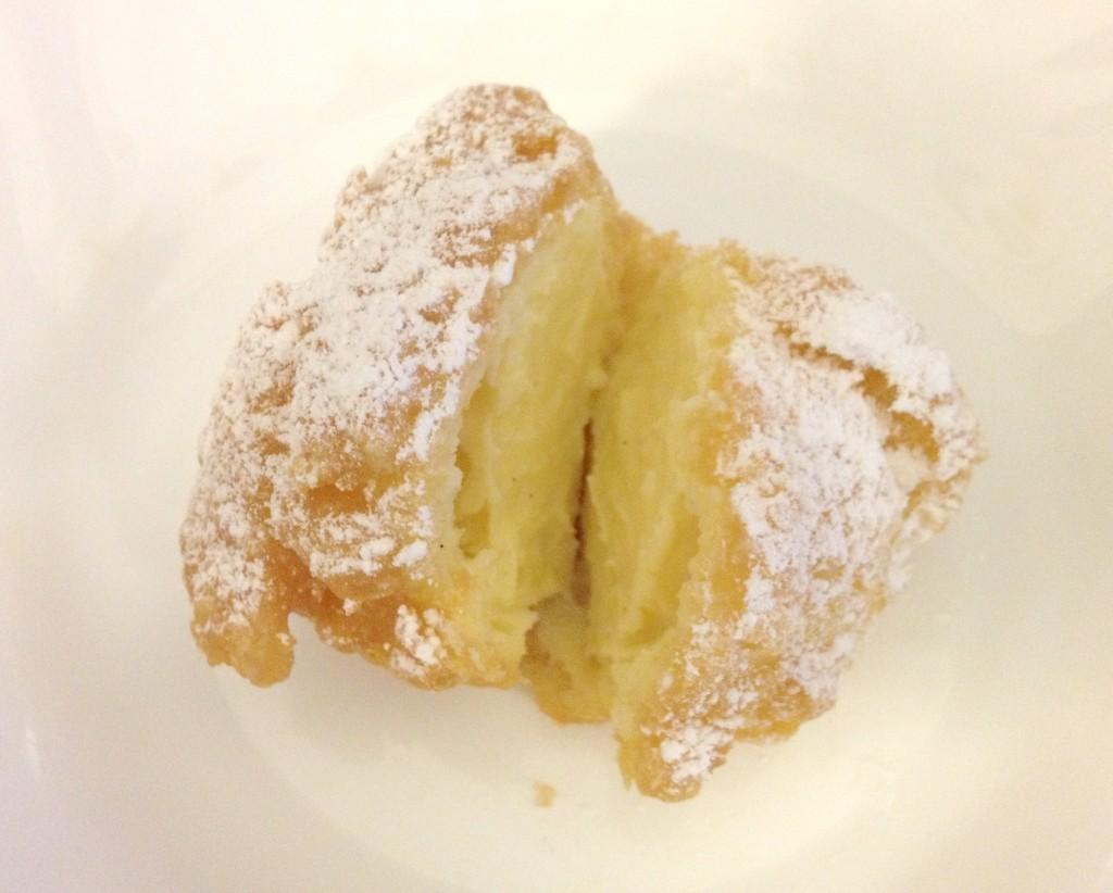 Homemade Bigne di San Giuseppe - Split