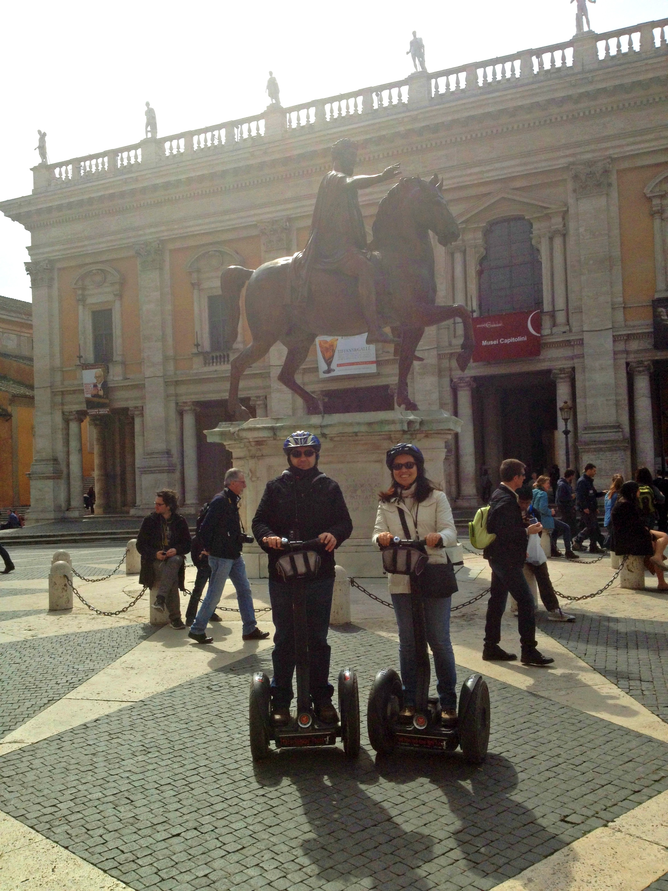 Fun Segway Tour in Rome