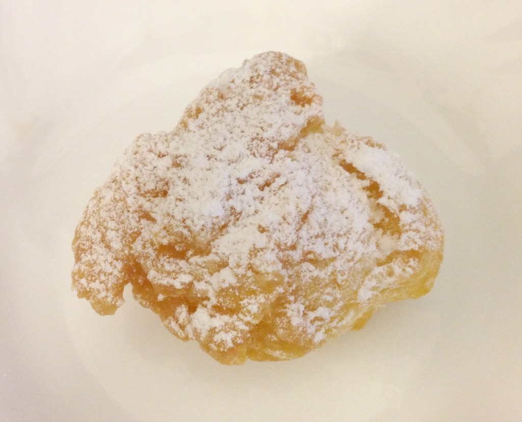 Bigne di San Giuseppe - Homemade