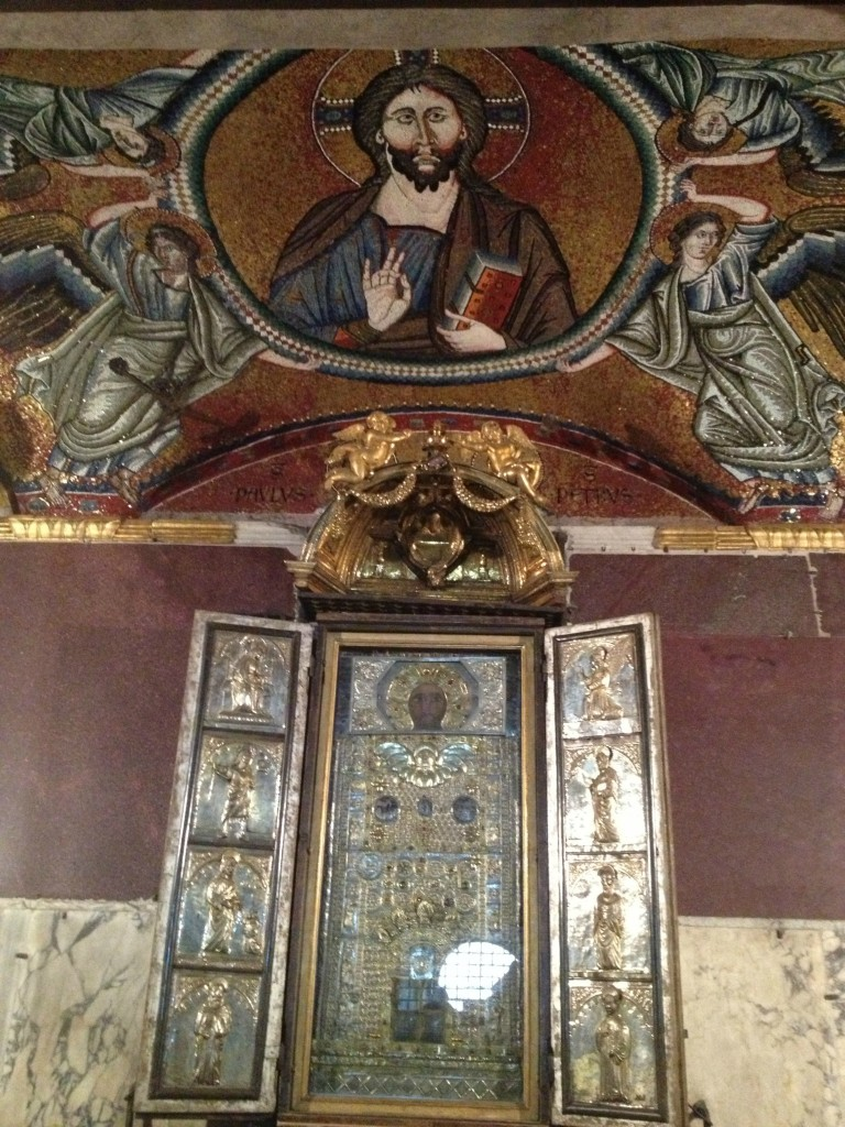 Things to do in Rome: Scala Santa - Acheropita
