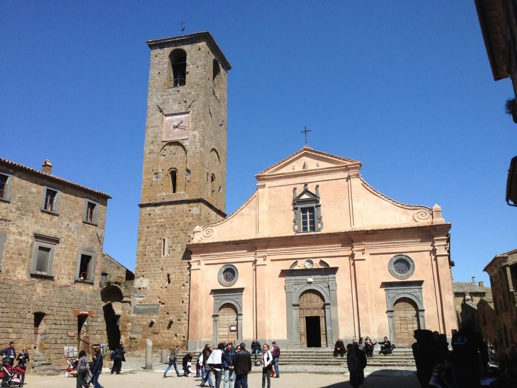 Civita di Bagnoregio - Main Piazza