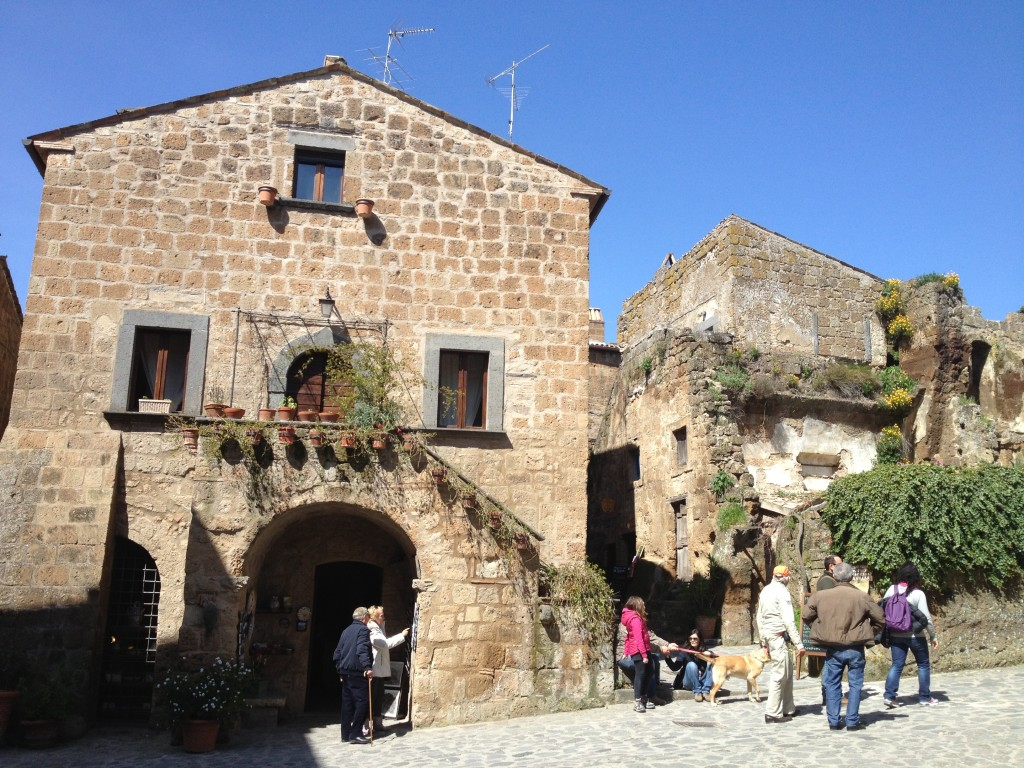Civita di Bagnoregio - Town