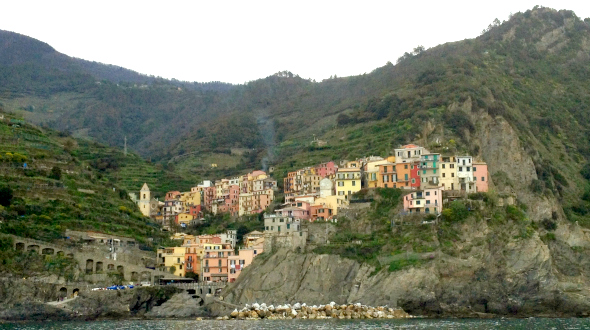 24 Hours in the Cinque Terre