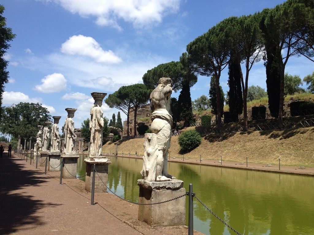 Day trips from Rome - Villa Adriana