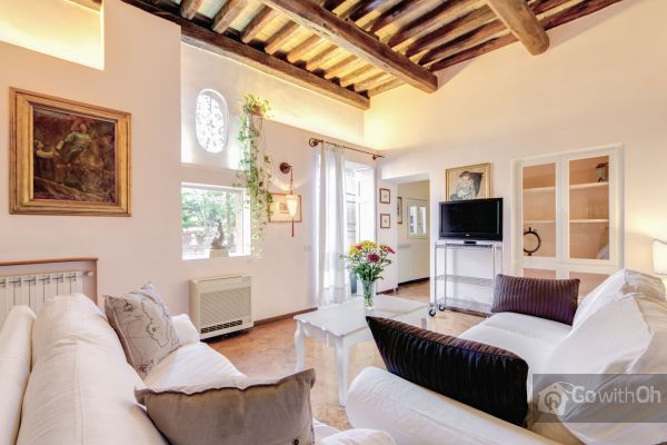 Rome Apartment Rentals Near Pantheon, Rome   GowithOh