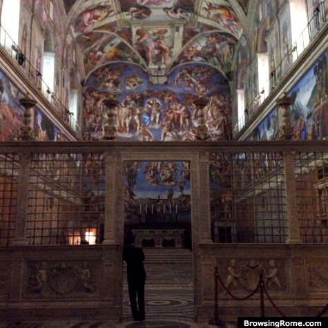 Visit to The Vatican Museums and Sistine Chapel After Closing Hours