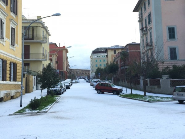 Weather in Rome: White start to February