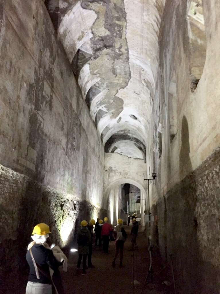 Visit to the Domus Aurea, Rome | BrowsingRome