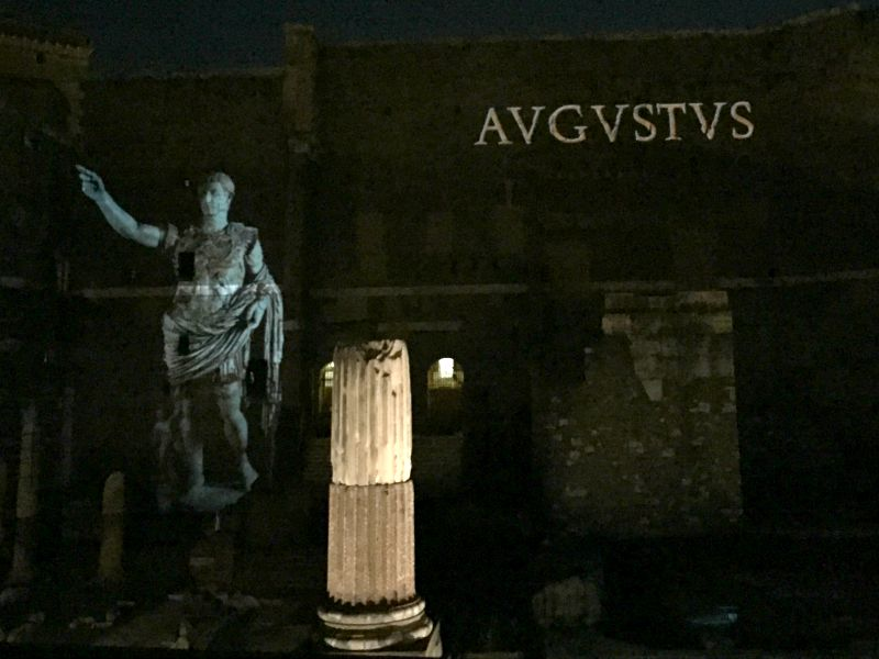 Forum of Augustus | A Journey Through Ancient Rome | BrowsingRome