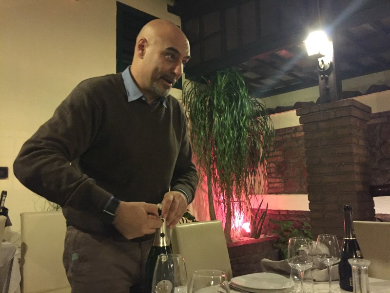 Guided Wine Pairing Dinner in Rome: Marco, Executive Master Sommelier | BrowsingRome.com