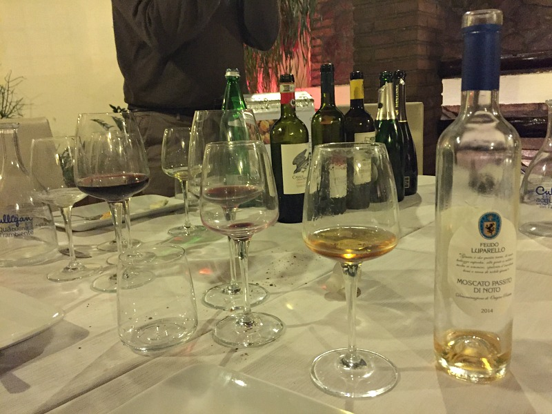 Guided Wine Pairing Dinner in Rome | BrowsingRome.com