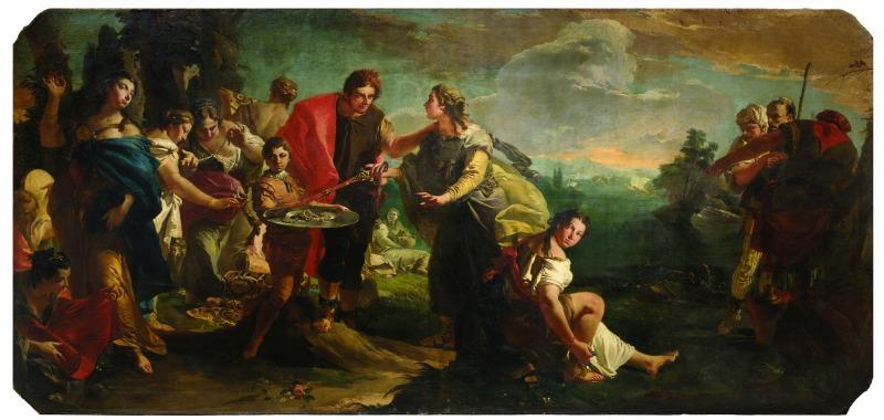 Rome Cavalieri: Tiepolo masterpiece