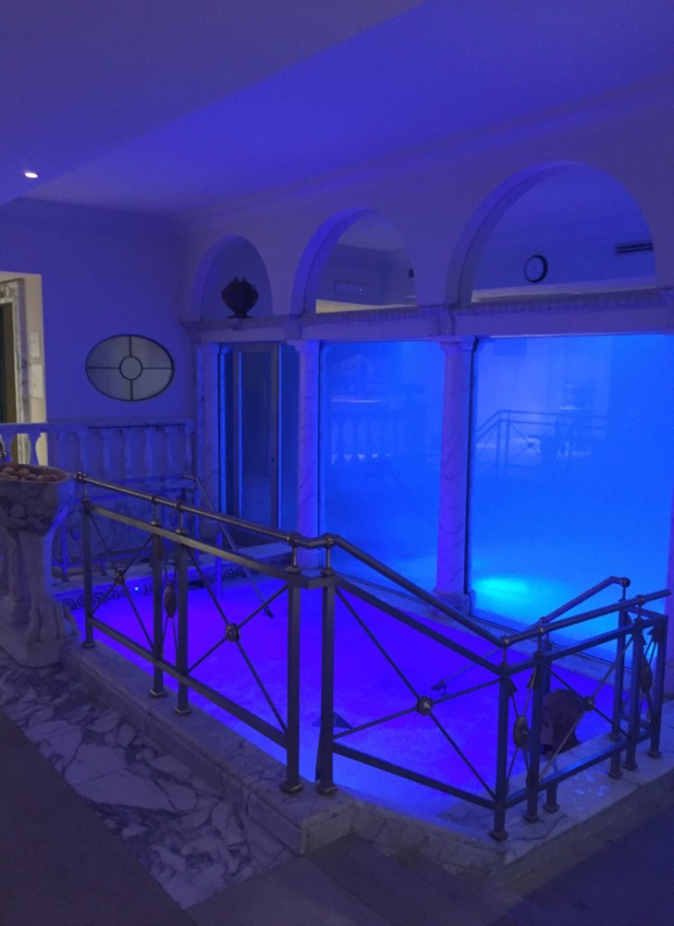 Grand Spa at Rome Cavalieri | BrowsingRome.com