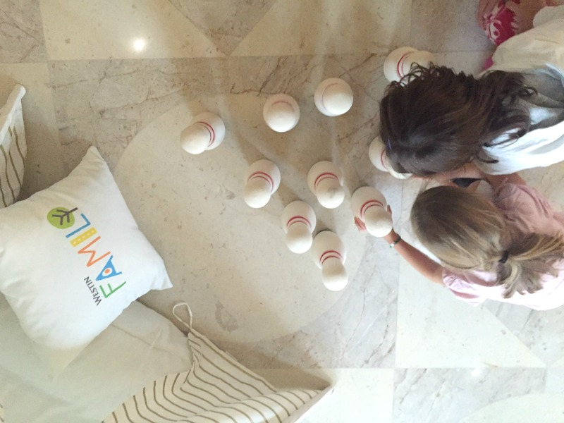 Westin Excelsior Rome: Mission Delicious | Playtime at Villa La Cupola