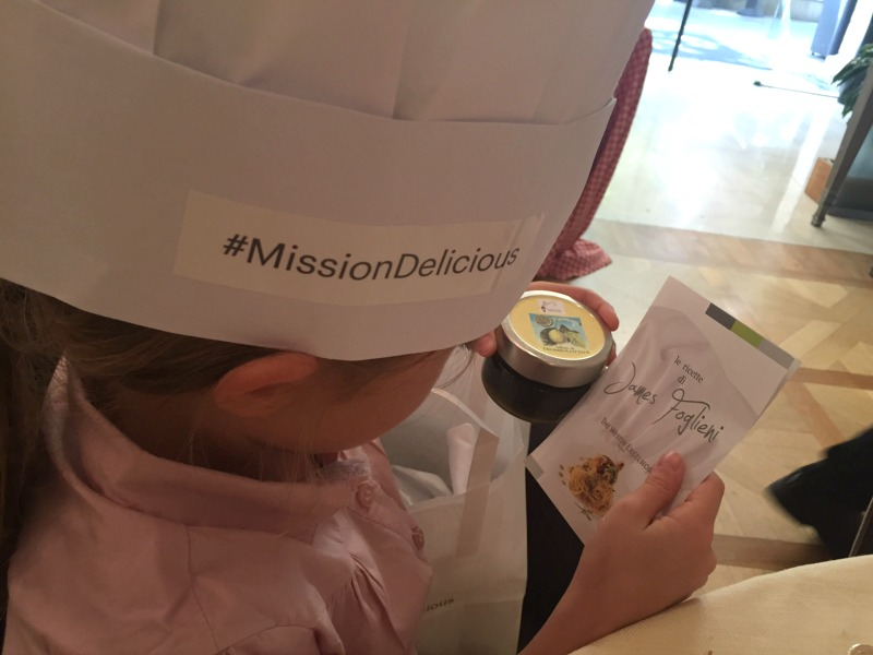 Westin Excelsior Rome - Mission Delicious