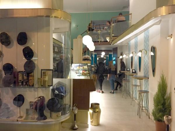 Gatsby Cafè in Piazza Vittorio