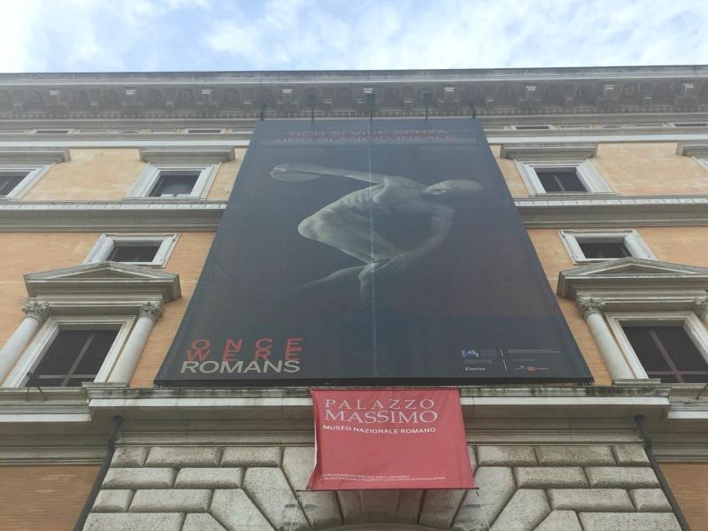 Palazzo Massimo alle Terme | Rome, Italy | BrowsingRome.com