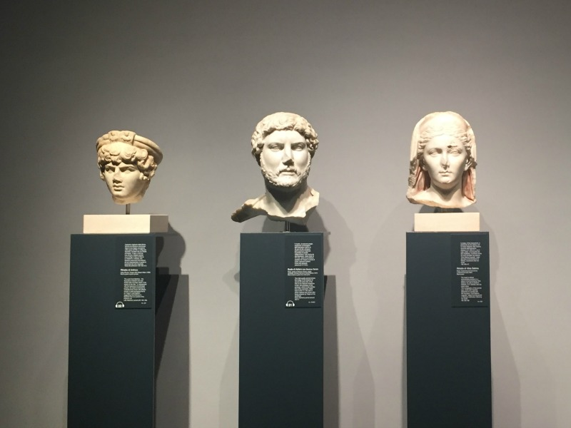 Statues in Palazzo Massimo alle Terme in Rome, Italy | BrowsingRome.com